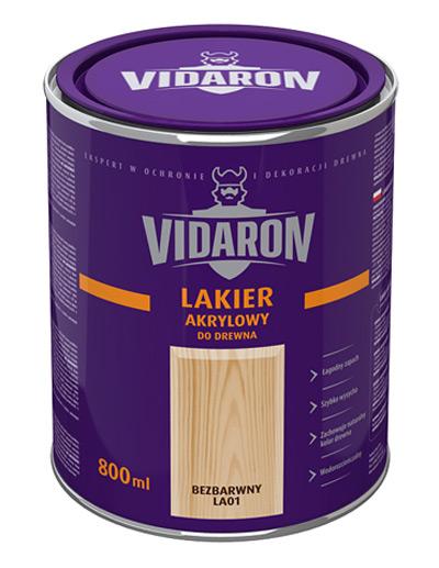VIDARON для защиты древесины, средства по уходу за деревом, защита древесины, Снежка