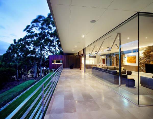 Дом Yallingup residence, проект дома