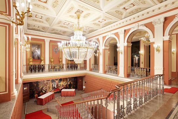 Арматура Dornbracht в новом отеле ТАЛИОН ИМПЕРИАЛ в Санкт-Петербурге