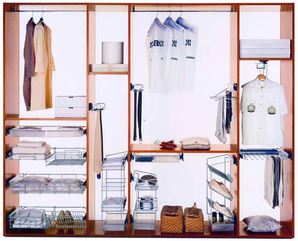 Шкаф купе или гардеробная?