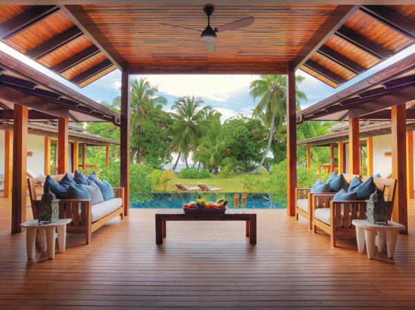Отель Desroches Island Resort на Сейшельские острова