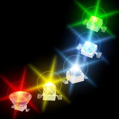 Применение светодиодных ламп