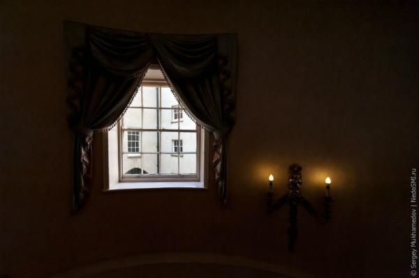 Историю - историкам: офис компании BMI в старинном замке (фото)