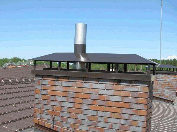 Устройство и конструкция дымохода, уход за дымоходом