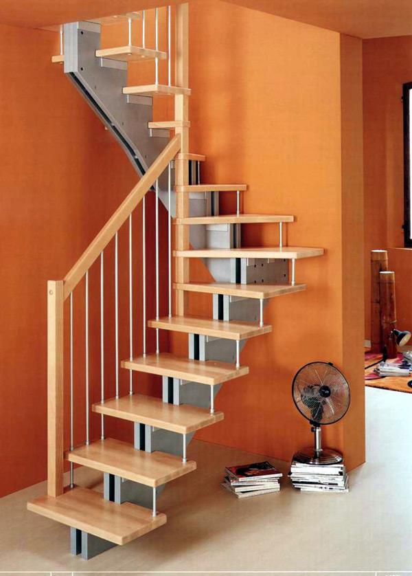 Внутренние лестницы, устройство лестниц в частном доме