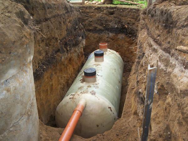 Септик, септик для дачи, септик своими руками, устройство септика, установка септика, канализация загородного дома, система канализаций, септик объем
