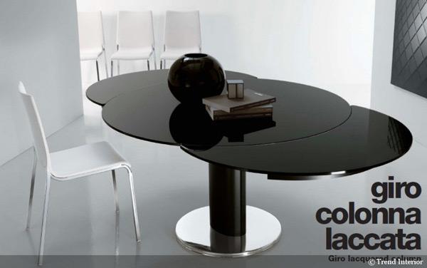 Итальянские столы от классики до модерна.