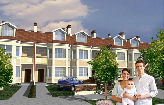 Загородное строительство: плюсы и минусы таунхаусов, почему таунхаусы дешевле квартиры