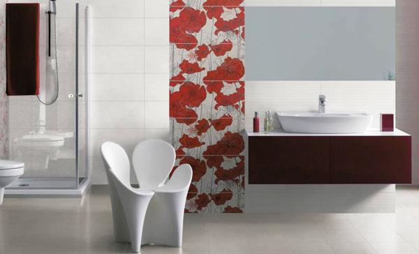 Выбираем плитку для отделки ванной: кафель, керамика, керамогранит