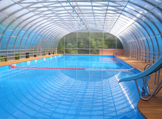 Установка бассейнов: составляющие стоимости
