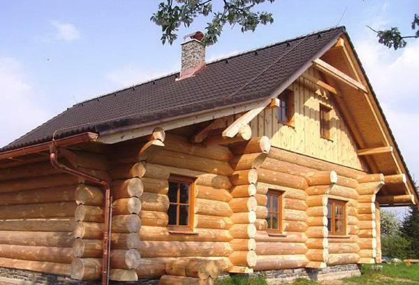 Советы по укладке кровли для деревянных домов и срубов