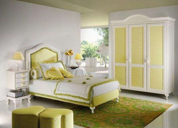 интерьер комнаты для девушки, комната для девушки, дизайн комнаты для девушки