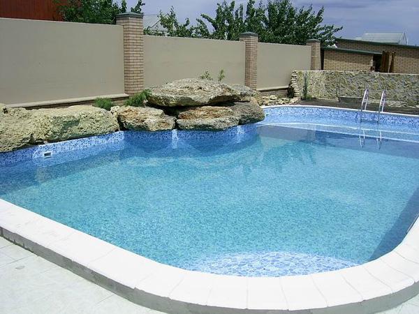 Строительство и гидроизоляция бассейна