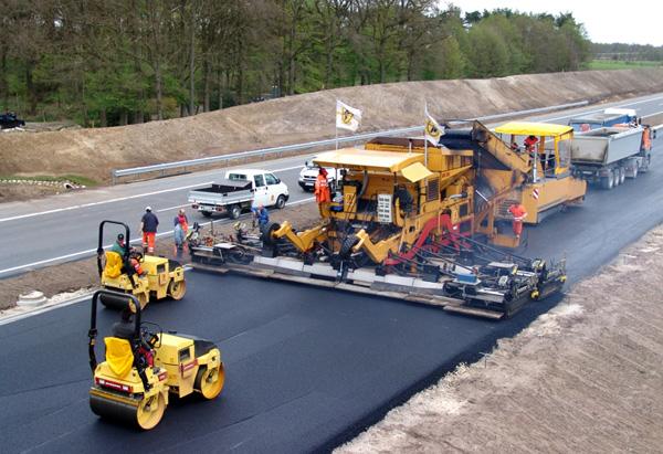 Геосинтетика и другие материалы для строительства и ремонта дорог