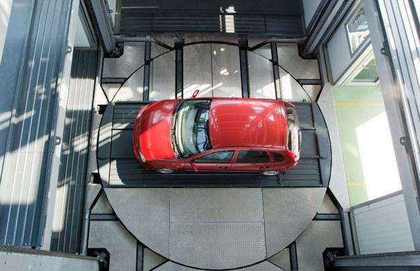 Автоматизированные парковочные системы
