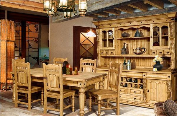 Экологически чистая мебель из натурального дерева: основные преимущества