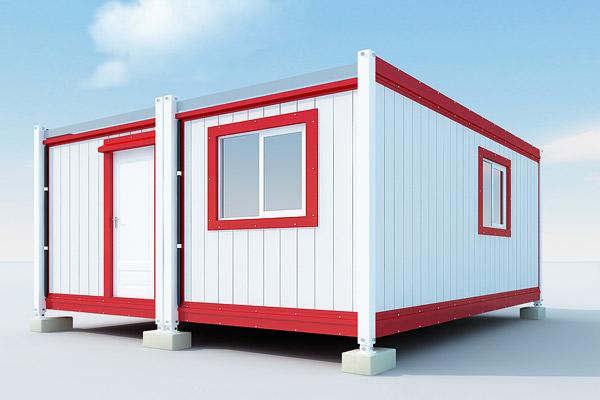 Строительные бытовки и блок контейнеры: разновидности и технические преимущества