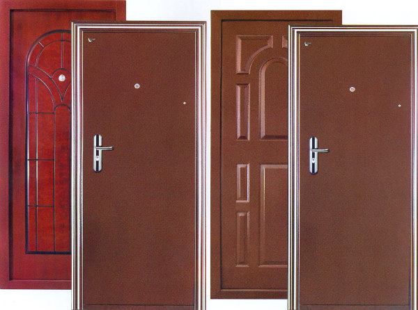 Классы защиты стальных дверей