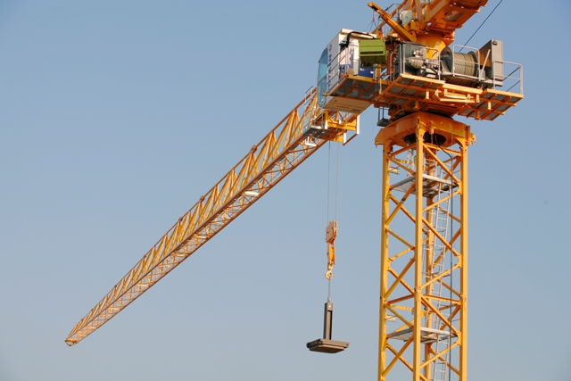 Строительные краны: конструкция и основные разновидности кранов