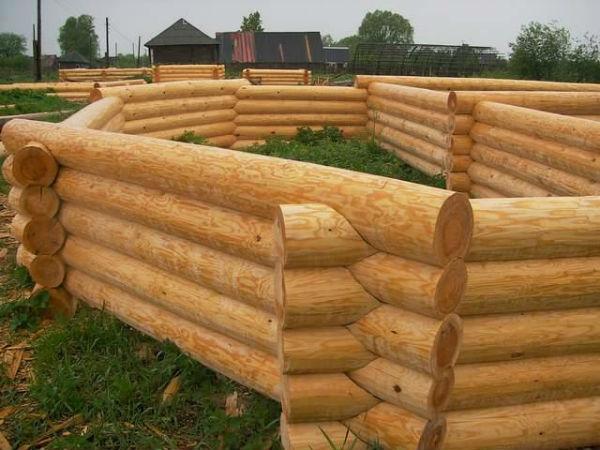 Сруб бани и дома: советы по строительству из дерева
