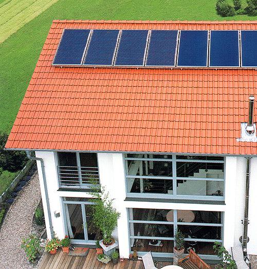 Солнечные батареи для отопления коттеджа: миссия выполнима