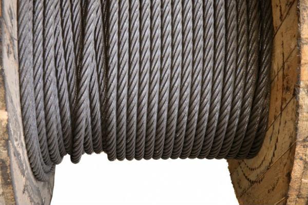 Металлические тросы в строительстве
