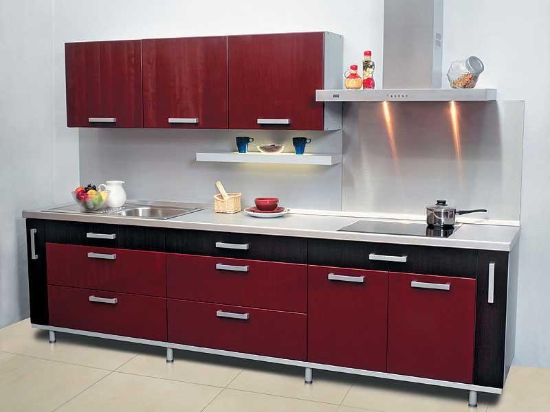 Выбор стиля кухонной мебели