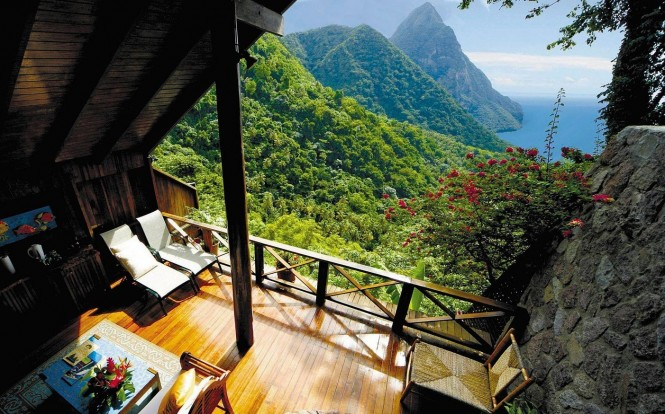 Ladera Resort в Сент-Люсии