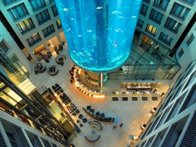 Radisson Blu Hotel в Берлине