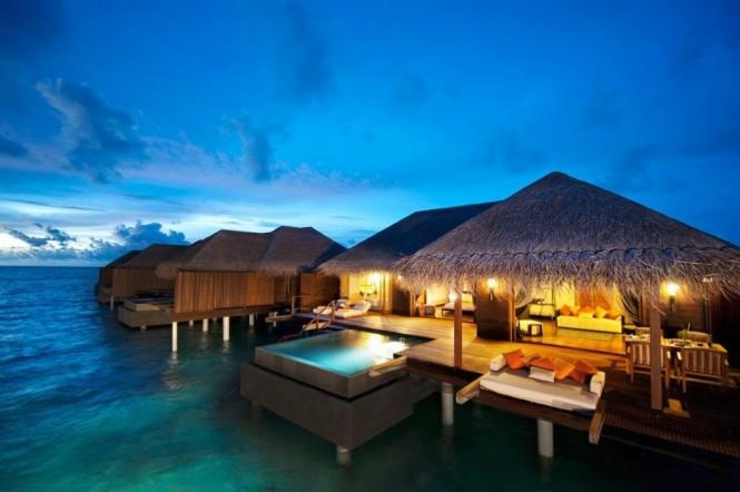 курорт Ayada на Мальдивах
