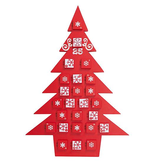 Праздничный декор: рождественский календарь шаг за шагом