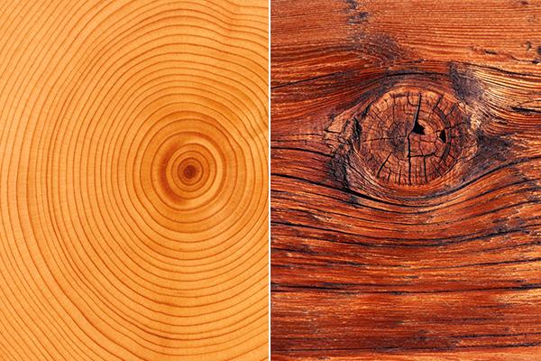 Древесина в интерьере и экстерьере дома