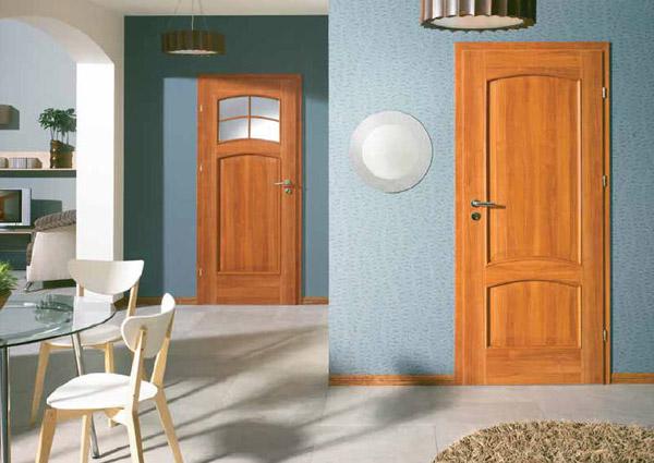 Однокомнатная цвет дверей