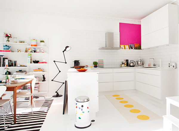 Белая кухня. Кухни фото. Интерьер кухни
