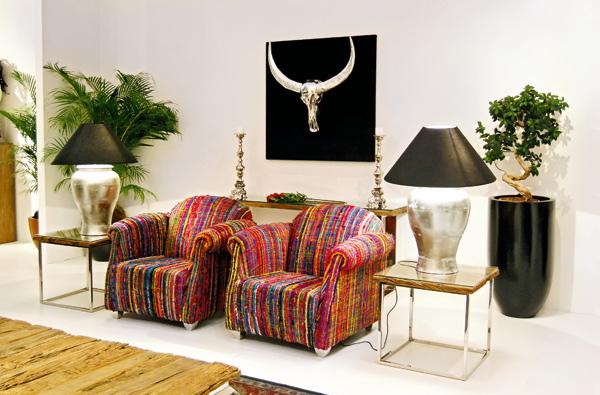 Репортаж с выставки Feria Habitat в Валенсии. Мебель Contradictions