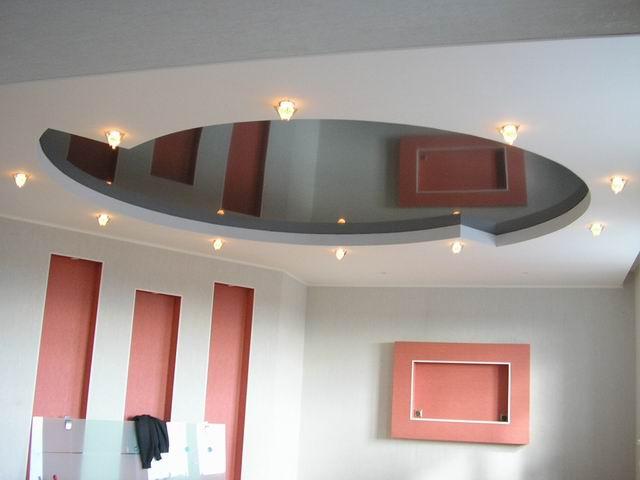 Высокие потолки