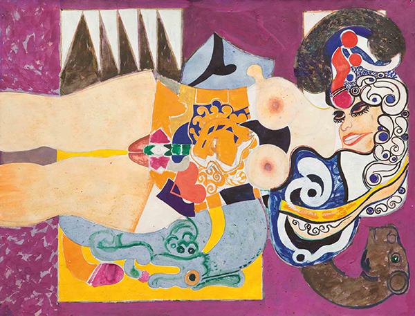 Выставка коллекционного собрания работ Виктора Зарецкого