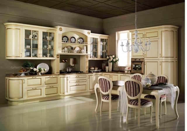 Кухни Италии: дизайн и особенности заказа в России