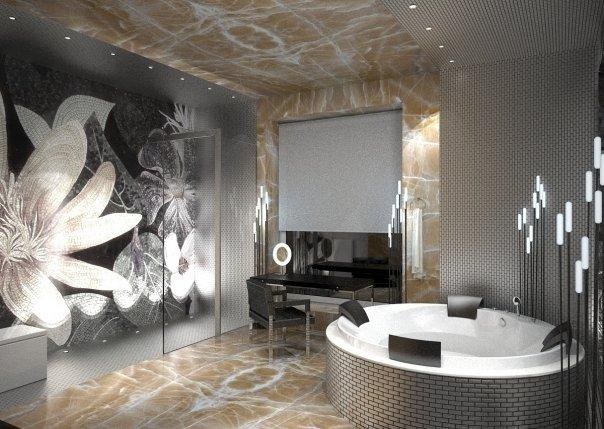 Ремонт ванной комнаты с минимальными затратами