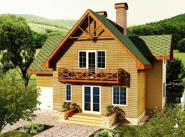 Каркасная технология: основные преимущества каркасных домов