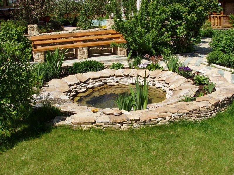 Ландшафтный дизайн: выбираем украшения для сада