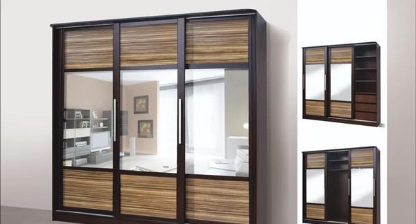 Мебель: преимущества шкафов-купе