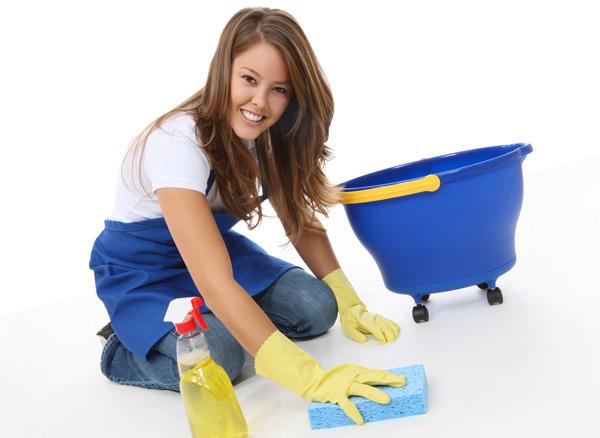 Клининг: чистота после строительства
