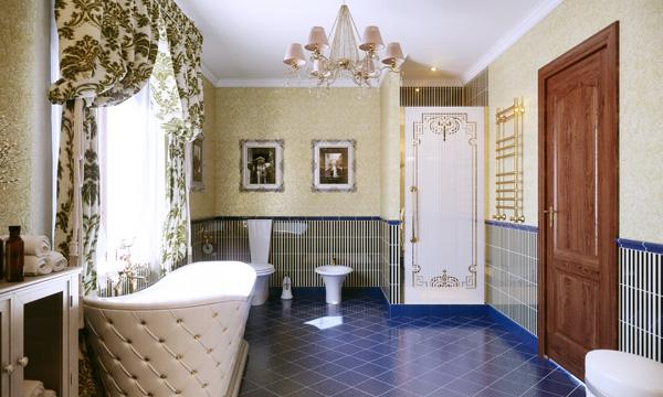 Ремонт ванной комнаты: cантехника, отделка и прочее