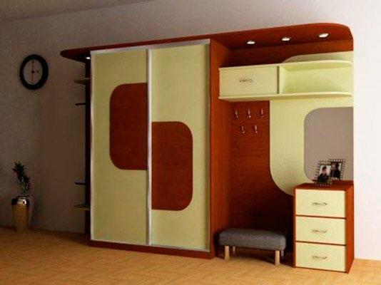 Выбираем мебель для прихожей