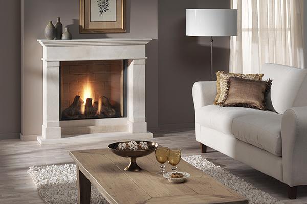 Камин как дополнительный источник тепла в доме