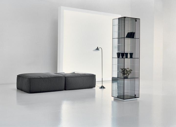 Стеллаж BLOX, дизайнер Gino Carollo, BONALDO