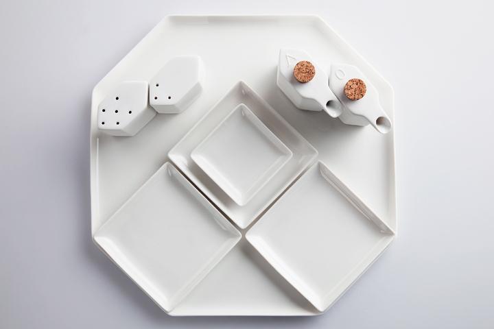 Коллекция UNODUETRE, дизайнер Pieter Stockmans, SERAX