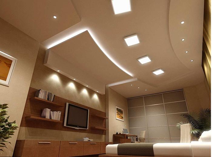 Ремонт квартиры: поэтапные работы, установка пола, подвесные потолки