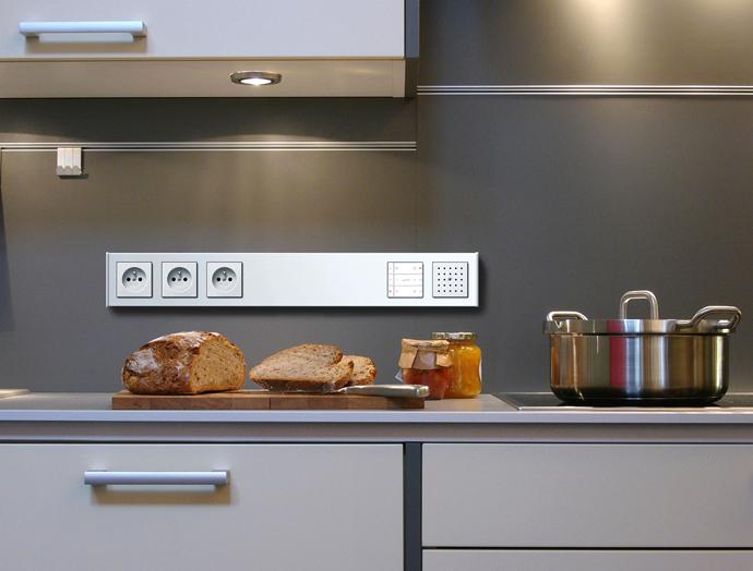 Электрика на кухне, рекомендации по выбору и установке